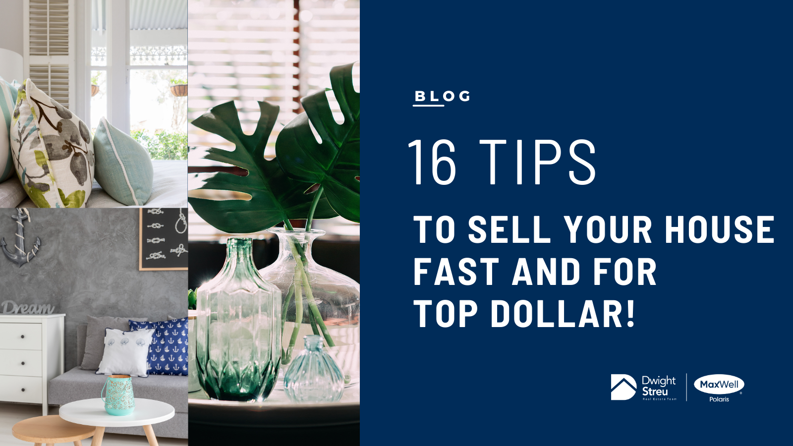 Steps to Sell a House / Tips to Sell Your House -Edmonton Realtor, Dwight Streu