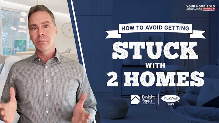MOVING? HOW TO AVOID GETTING STUCK OWNING 2 HOMES | Edmonton Realtor Blog | Dwight Streu