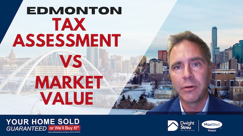Edmonton Property Tax Assessed Value vs Market Value | Edmonton Realtor Blog | Dwight Streu
